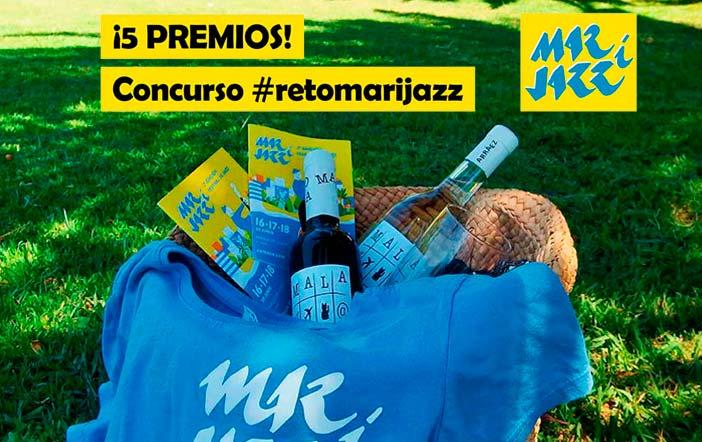 ¡5 PREMIOS!Concurso #retomarijazz