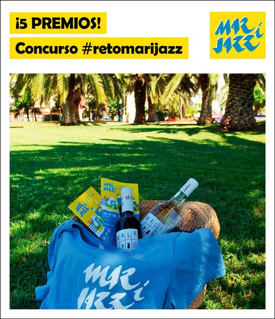 Concurso Facebook Marijazz