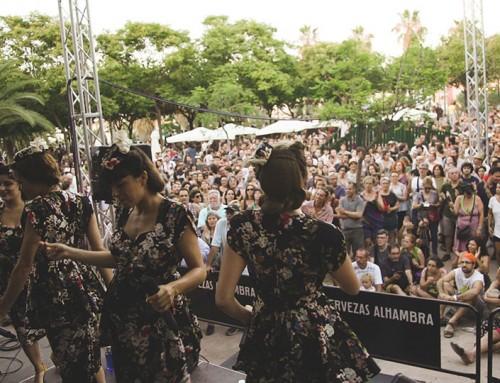 La 2ª edición del festival Mar i Jazz  congrega a más de 20.000 personas  en el parque Dr. Lluch del Cabanyal